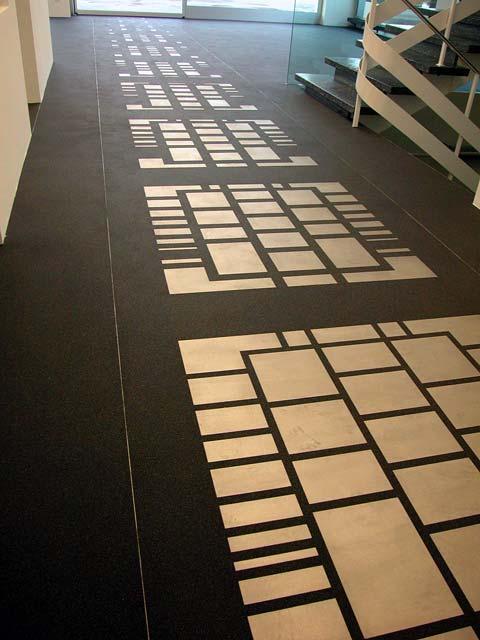 anna maria bauer eingangsbereich der paul schiller stiftung. Black Bedroom Furniture Sets. Home Design Ideas
